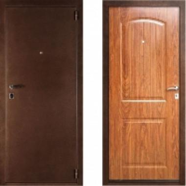 Металлическая дверь Континент Классик