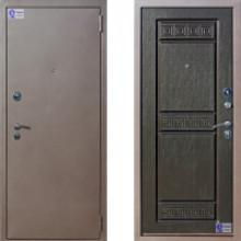 Металлическая дверь ЮГ Троя  Аргентум