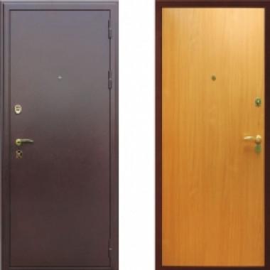 Металлическая дверь АСД Стандарт Миланский орех