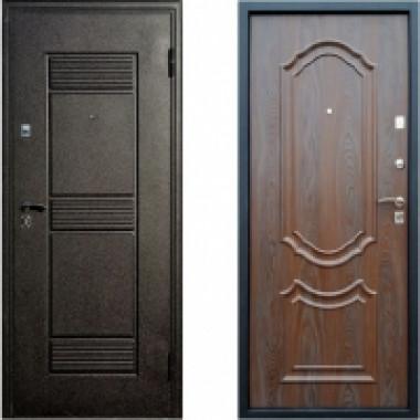 Металлическая дверь Стоп Венеция Венге