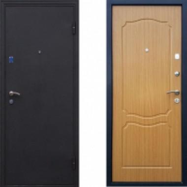 Металлическая дверь Стоп Классик Миланский Орех