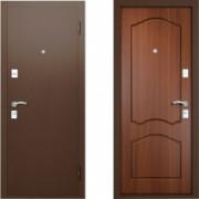 Металлическая дверь Вардо Натали Итальянский Орех