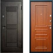 Металлическая дверь Стоп Византия Золотистый Дуб