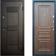 Металлическая дверь Стоп Византия Венге