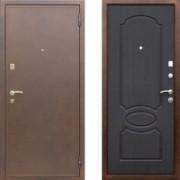 Металлическая дверь Престиж Грациозная Венге