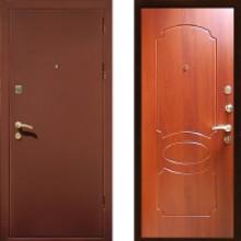 Металлическая дверь Art-Lock 5B Орех