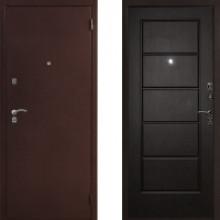 Металлическая дверь Art-Lock 3А Венге