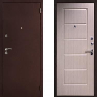 Металлическая дверь Art-Lock 3А Беленый дуб