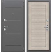Металлическая дверь Groff T2-221 Капучино