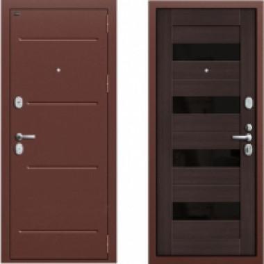 Металлическая дверь Groff T2-223 Венге