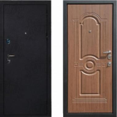Металлическая дверь Сударь-3 CISA Черный