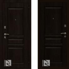 Входная металлическая дверь Кондор Х4 Венге