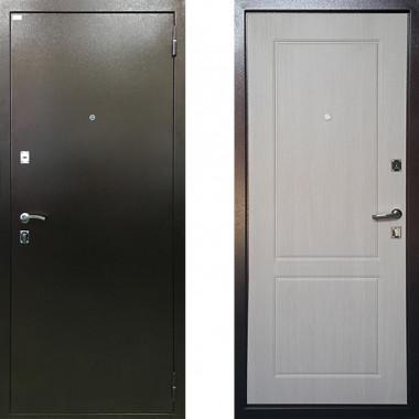Входная металлическая дверь Ратибор Форт Люкс Капучино