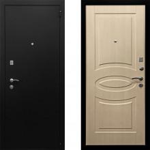 Металлическая дверь Ратибор Классик 3контура ЭкоДуб с шумоизоляцией