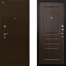 Металлическая дверь Ратибор Статус Венге