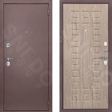 Входная металлическая дверь Снедо Патриот Ель Карпатская