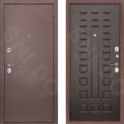 Входная стальная дверь Снедо Патриот Венге