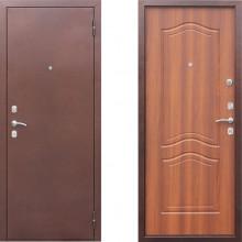 Входная металлическая дверь СТОП Гарда Рустикальный Дуб